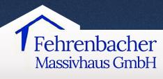 Logo der Fehrenbacher Massivhaus GmbH